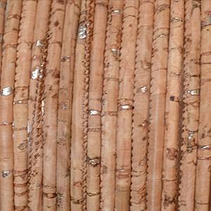 CR03001 Cortiça Natural-prateado