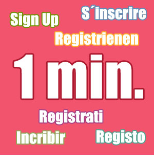 1Minute Quick Register