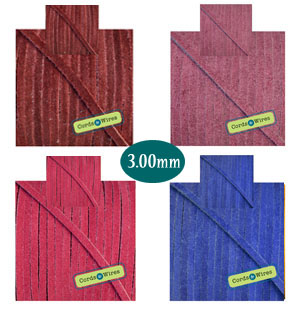 Flat Suede 3.0mm