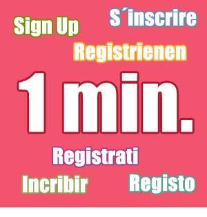 1Minute Quick Register